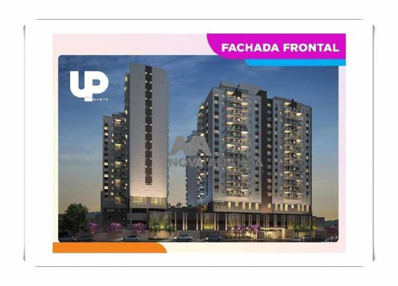 Up-Norte-Cachambi-Prontos-para - Apartamento à venda Rua Piauí,Todos os Santos, Rio de Janeiro - R$ 540.000 - NBAP31289 - 14