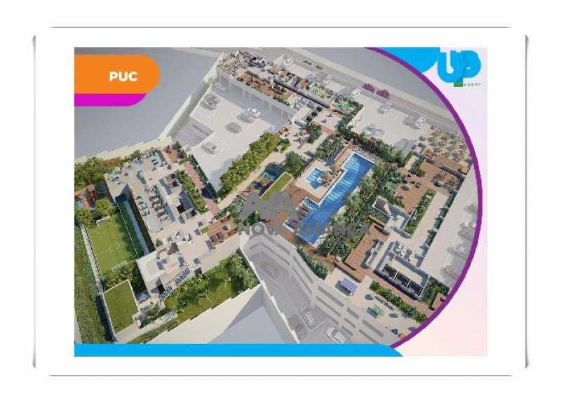 Up-Norte-Cachambi-Prontos-para - Apartamento à venda Rua Piauí,Todos os Santos, Rio de Janeiro - R$ 540.000 - NBAP31289 - 15