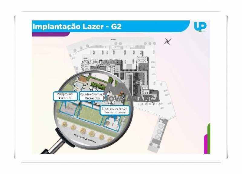 Up-Norte-Cachambi-Prontos-para - Apartamento à venda Rua Piauí,Todos os Santos, Rio de Janeiro - R$ 540.000 - NBAP31289 - 16