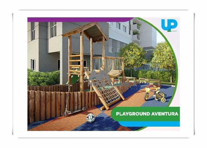 Up-Norte-Cachambi-Prontos-para - Apartamento à venda Rua Piauí,Todos os Santos, Rio de Janeiro - R$ 540.000 - NBAP31289 - 18