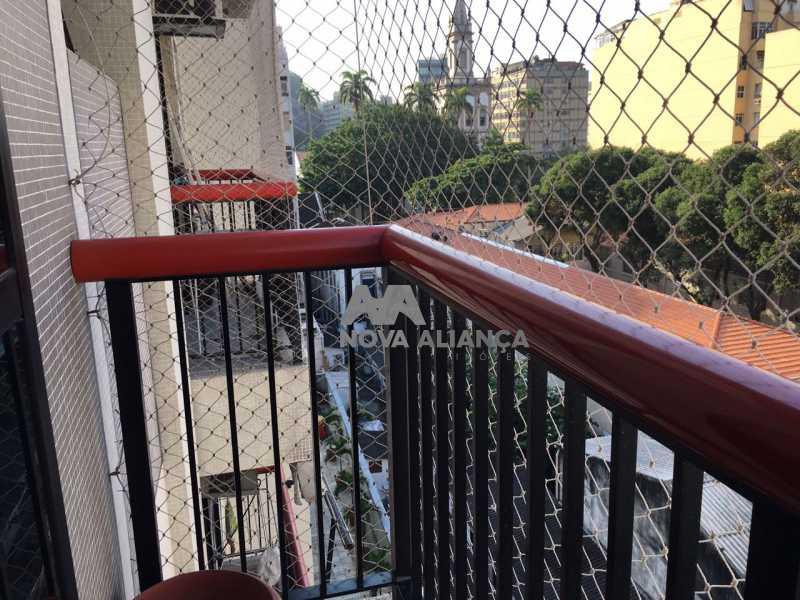 8b6c169b-76dc-4548-bf0d-cf5805 - Flat à venda Rua Conde de Baependi,Flamengo, Rio de Janeiro - R$ 659.000 - NFFL20007 - 1