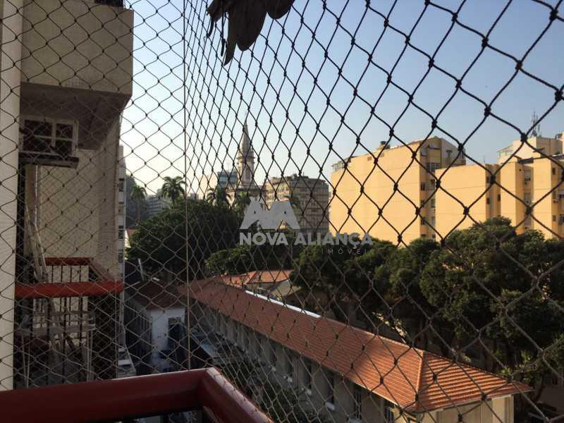 244082d4-d73c-420a-b4cf-354ed5 - Flat à venda Rua Conde de Baependi,Flamengo, Rio de Janeiro - R$ 659.000 - NFFL20007 - 3