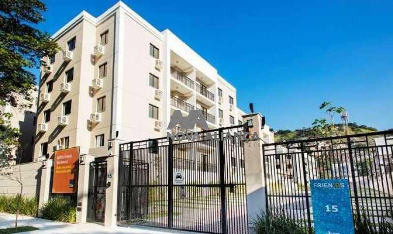 foto1 - Apartamento à venda Rua Gastão Penalva,Andaraí, Rio de Janeiro - R$ 401.854 - NCAP30979 - 1