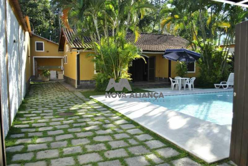 airbnb vg - Casa 7 quartos à venda Vargem Grande, Rio de Janeiro - R$ 1.789.000 - NFCA70006 - 1
