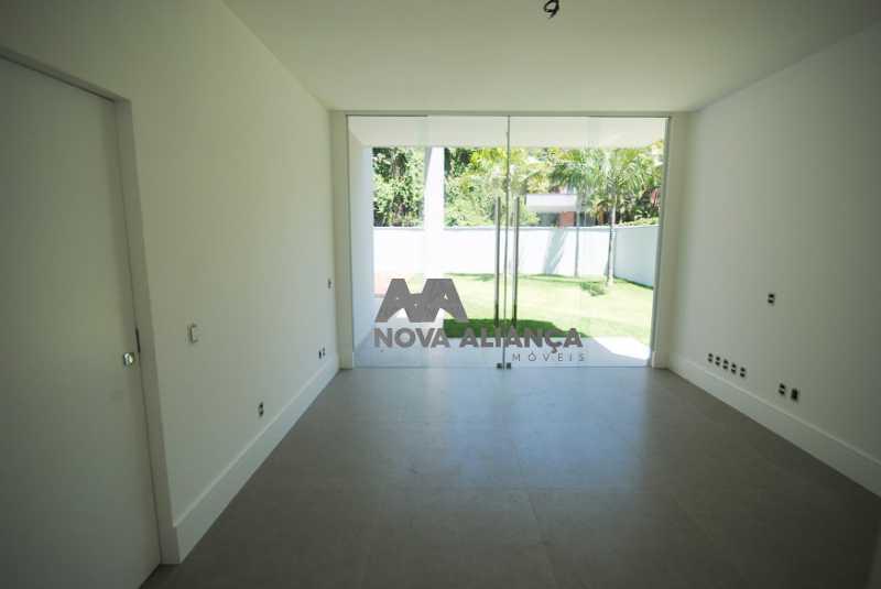 CASA30 - Casa em Condomínio à venda Rua Professor Mikan,São Conrado, Rio de Janeiro - R$ 6.500.000 - NICN40014 - 15