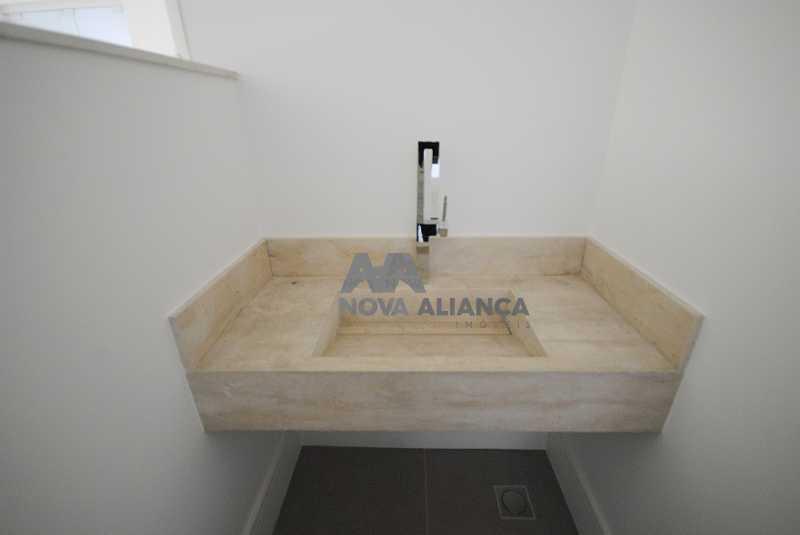 CASA29 - Casa em Condomínio à venda Rua Professor Mikan,São Conrado, Rio de Janeiro - R$ 6.500.000 - NICN40014 - 16