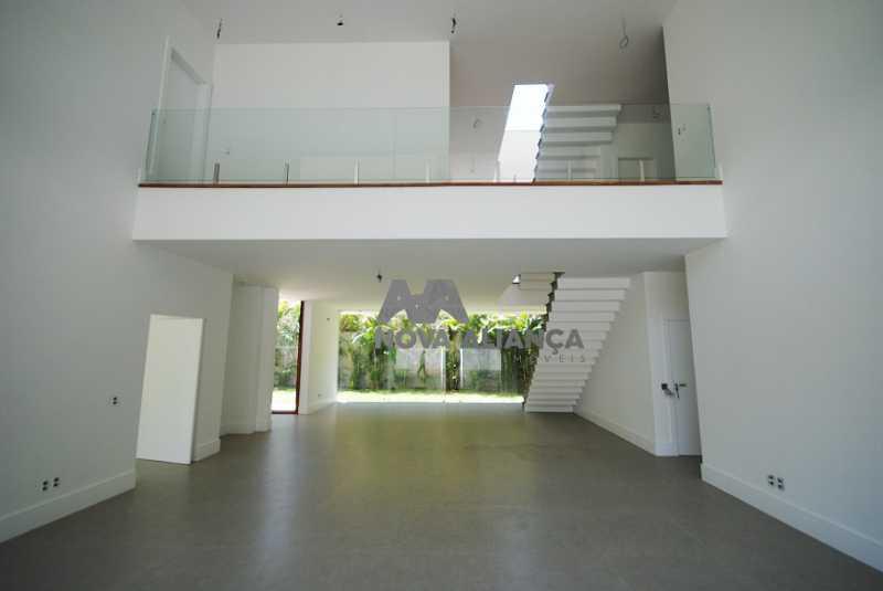 CASA28 - Casa em Condomínio à venda Rua Professor Mikan,São Conrado, Rio de Janeiro - R$ 6.500.000 - NICN40014 - 9