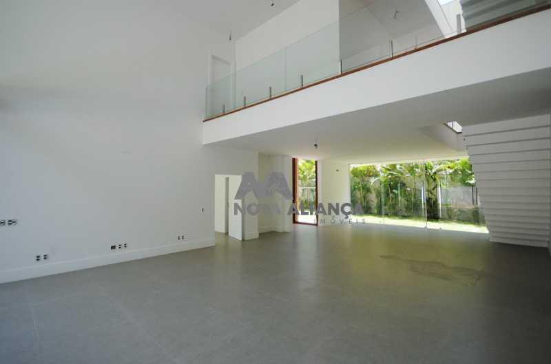 CASA27 - Casa em Condomínio à venda Rua Professor Mikan,São Conrado, Rio de Janeiro - R$ 6.500.000 - NICN40014 - 8