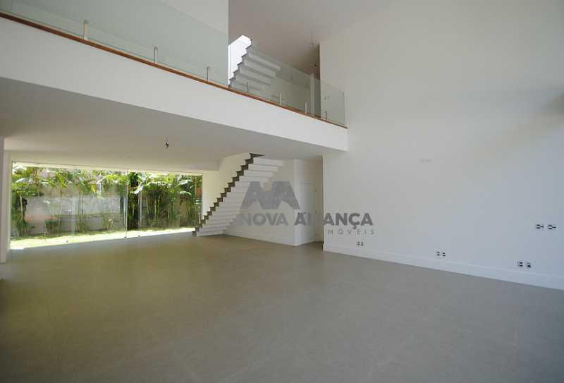 CASA26 - Casa em Condomínio à venda Rua Professor Mikan,São Conrado, Rio de Janeiro - R$ 6.500.000 - NICN40014 - 10
