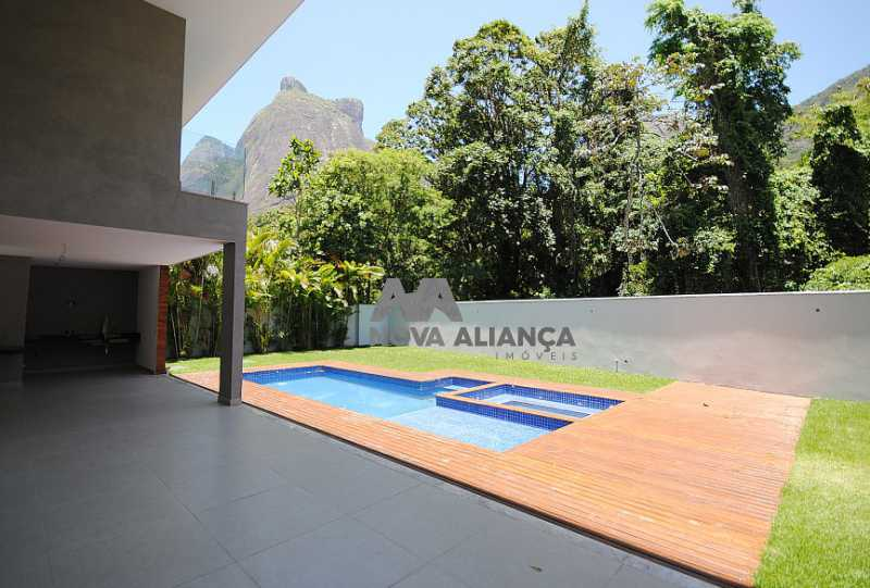 CASA25 - Casa em Condomínio à venda Rua Professor Mikan,São Conrado, Rio de Janeiro - R$ 6.500.000 - NICN40014 - 7