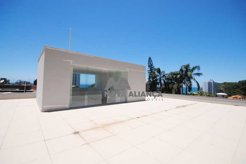 CASA21 - Casa em Condomínio à venda Rua Professor Mikan,São Conrado, Rio de Janeiro - R$ 6.500.000 - NICN40014 - 12