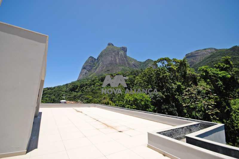CASA20 - Casa em Condomínio à venda Rua Professor Mikan,São Conrado, Rio de Janeiro - R$ 6.500.000 - NICN40014 - 11