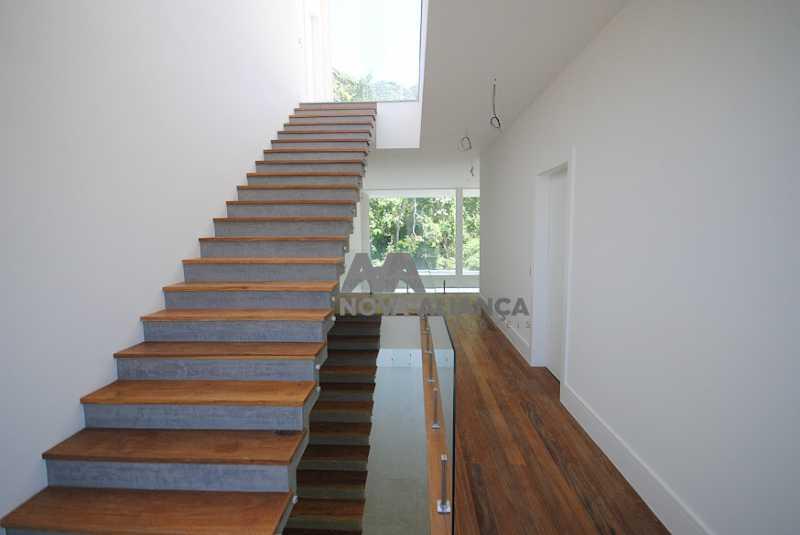 CASA18 - Casa em Condomínio à venda Rua Professor Mikan,São Conrado, Rio de Janeiro - R$ 6.500.000 - NICN40014 - 18