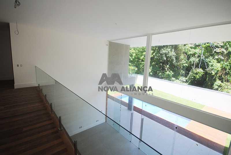 CASA17 - Casa em Condomínio à venda Rua Professor Mikan,São Conrado, Rio de Janeiro - R$ 6.500.000 - NICN40014 - 14