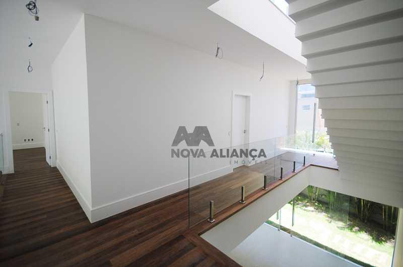 CASA14 - Casa em Condomínio à venda Rua Professor Mikan,São Conrado, Rio de Janeiro - R$ 6.500.000 - NICN40014 - 19