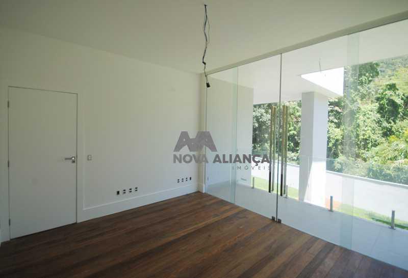 CASA12 - Casa em Condomínio à venda Rua Professor Mikan,São Conrado, Rio de Janeiro - R$ 6.500.000 - NICN40014 - 20