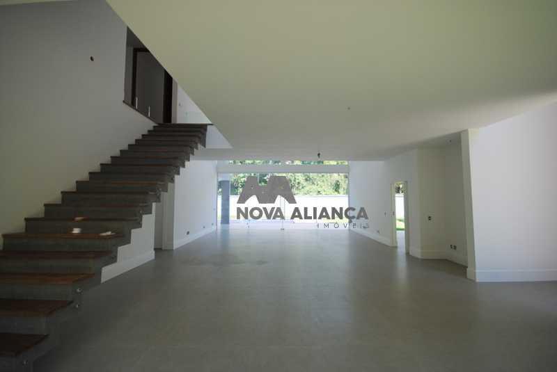 CASA11 - Casa em Condomínio à venda Rua Professor Mikan,São Conrado, Rio de Janeiro - R$ 6.500.000 - NICN40014 - 22