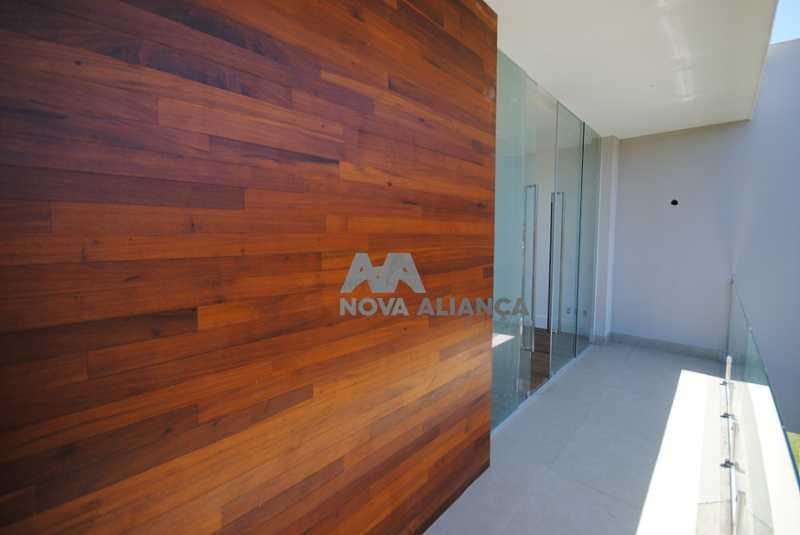 CASA10 - Casa em Condomínio à venda Rua Professor Mikan,São Conrado, Rio de Janeiro - R$ 6.500.000 - NICN40014 - 23