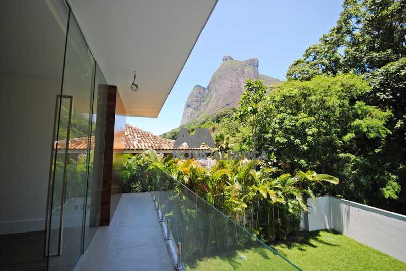 CASA7 - Casa em Condomínio à venda Rua Professor Mikan,São Conrado, Rio de Janeiro - R$ 6.500.000 - NICN40014 - 6