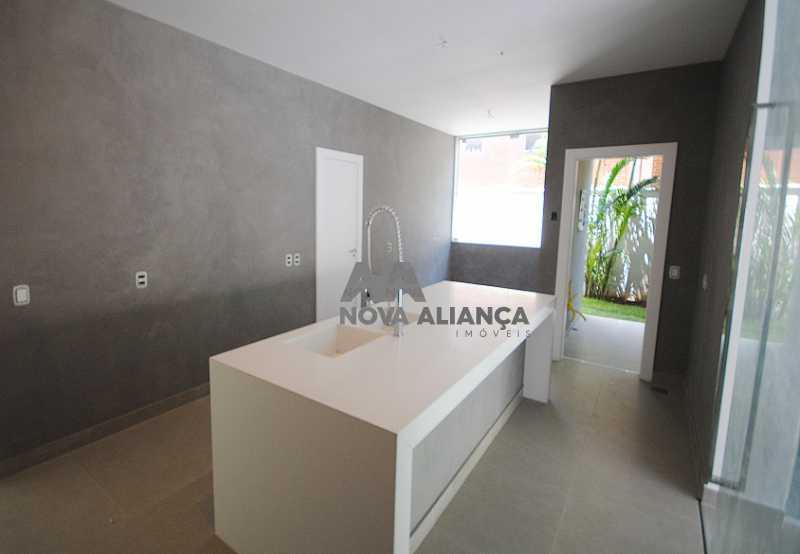 CASA5 - Casa em Condomínio à venda Rua Professor Mikan,São Conrado, Rio de Janeiro - R$ 6.500.000 - NICN40014 - 29