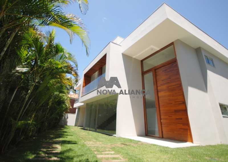 CASA2 - Casa em Condomínio à venda Rua Professor Mikan,São Conrado, Rio de Janeiro - R$ 6.500.000 - NICN40014 - 4