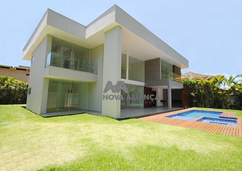 1 - Casa em Condomínio à venda Rua Professor Mikan,São Conrado, Rio de Janeiro - R$ 6.500.000 - NICN40014 - 17