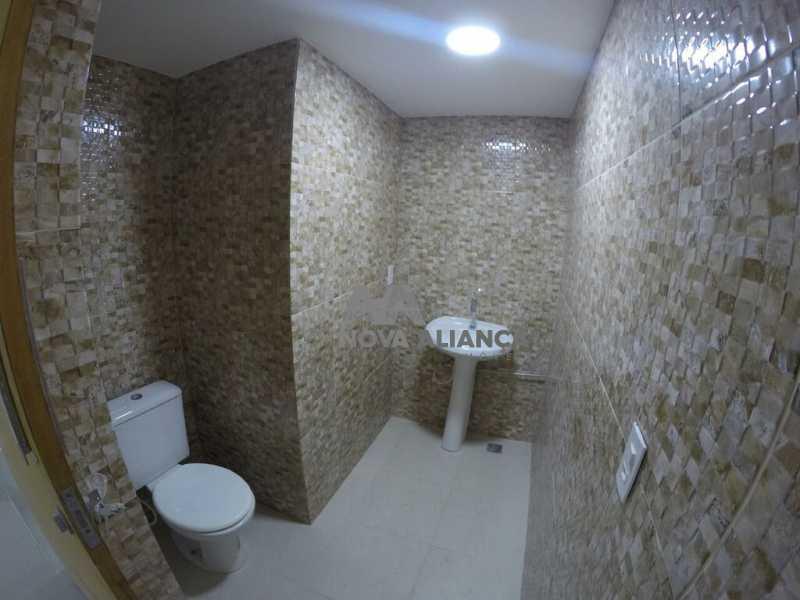 iPuuK6tw. - Casa Comercial 392m² à venda Rua Oliveira Fausto,Botafogo, Rio de Janeiro - R$ 3.350.000 - NFCC50001 - 18