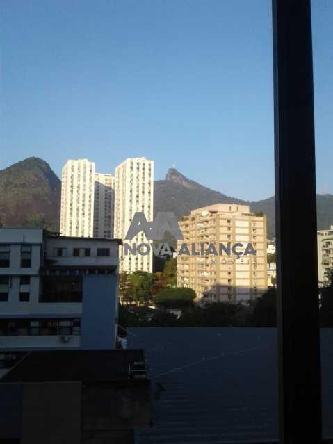 a635652c-b0cd-4d81-a767-04598c - Kitnet/Conjugado 30m² à venda Rua das Laranjeiras,Laranjeiras, Rio de Janeiro - R$ 290.000 - NFKI10084 - 1