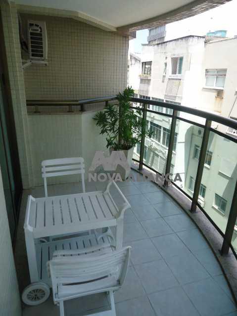 prudente738 - Flat 1 quarto à venda Ipanema, Rio de Janeiro - R$ 1.049.000 - NIFL10065 - 6