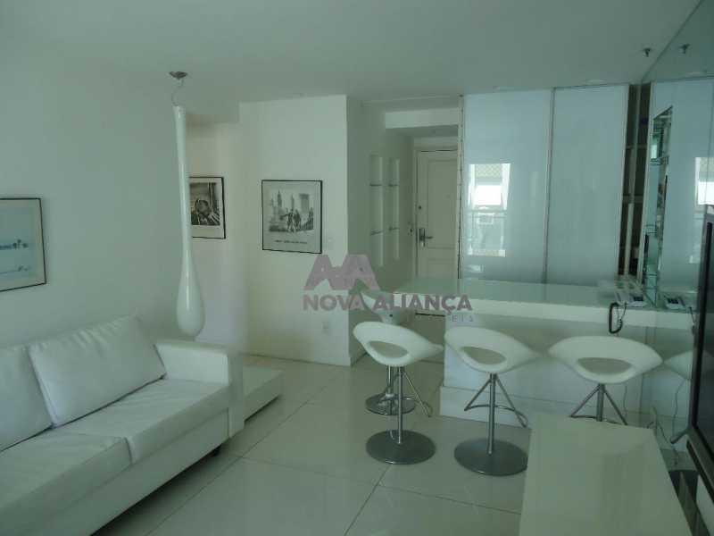 prudente737 - Flat 1 quarto à venda Ipanema, Rio de Janeiro - R$ 1.049.000 - NIFL10065 - 3