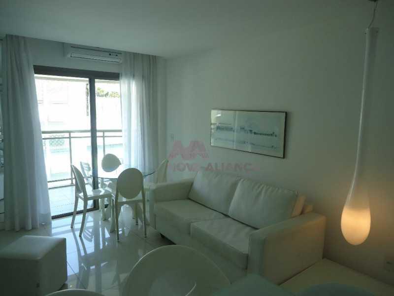 prudente730 - Flat 1 quarto à venda Ipanema, Rio de Janeiro - R$ 1.049.000 - NIFL10065 - 4