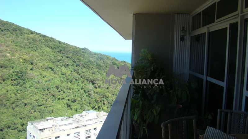 DSC08463 - Cobertura 4 quartos à venda São Conrado, Rio de Janeiro - R$ 2.500.000 - NICO40081 - 5