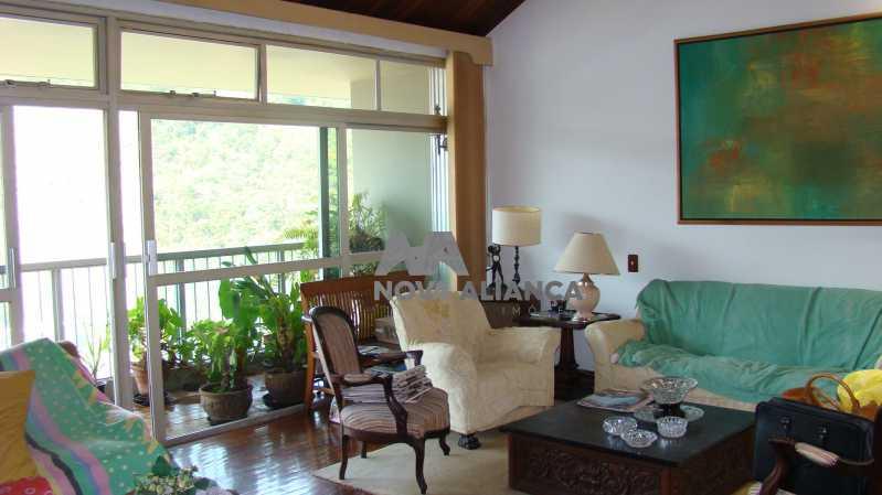 DSC08532 - Cobertura 4 quartos à venda São Conrado, Rio de Janeiro - R$ 2.500.000 - NICO40081 - 6