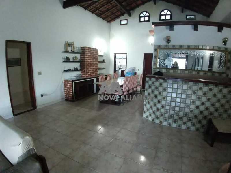 ce27c9dd-b12a-4e70-a70f-dc3dc6 - Casa à venda Estrada do Joá,São Conrado, Rio de Janeiro - R$ 1.449.000 - NICA70004 - 5
