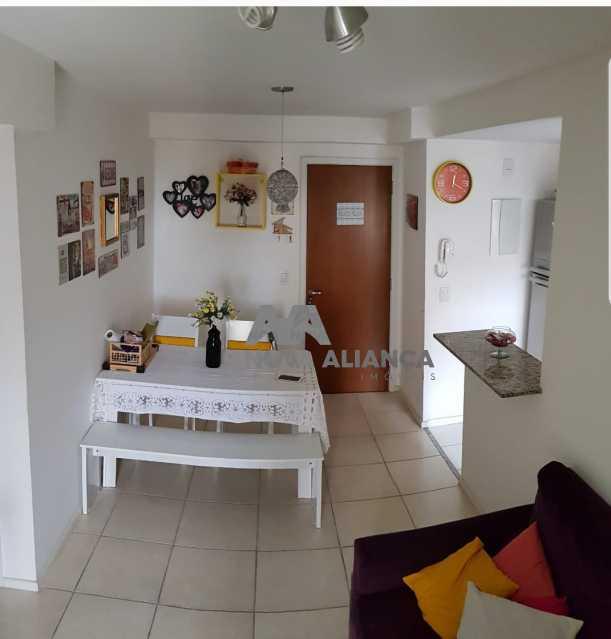 PHOTO-2018-07-16-23-06-37 - Apartamento à venda Estrada Adhemar Bebiano,Del Castilho, Rio de Janeiro - R$ 270.000 - NBAP21498 - 8