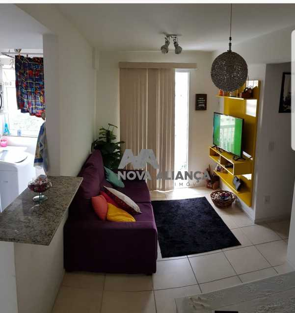 PHOTO-2018-07-16-23-07-22 - Apartamento à venda Estrada Adhemar Bebiano,Del Castilho, Rio de Janeiro - R$ 270.000 - NBAP21498 - 7