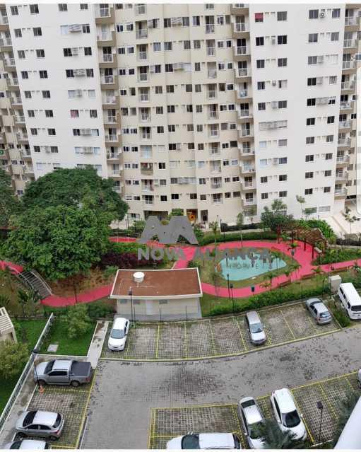 PHOTO-2018-07-16-23-07-23 1 - Apartamento à venda Estrada Adhemar Bebiano,Del Castilho, Rio de Janeiro - R$ 270.000 - NBAP21498 - 1