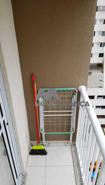 PHOTO-2018-07-16-23-07-24 - Apartamento à venda Estrada Adhemar Bebiano,Del Castilho, Rio de Janeiro - R$ 270.000 - NBAP21498 - 4