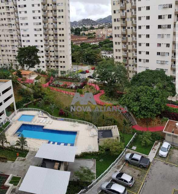 PHOTO-2018-07-16-23-07-38 - Apartamento à venda Estrada Adhemar Bebiano,Del Castilho, Rio de Janeiro - R$ 270.000 - NBAP21498 - 6