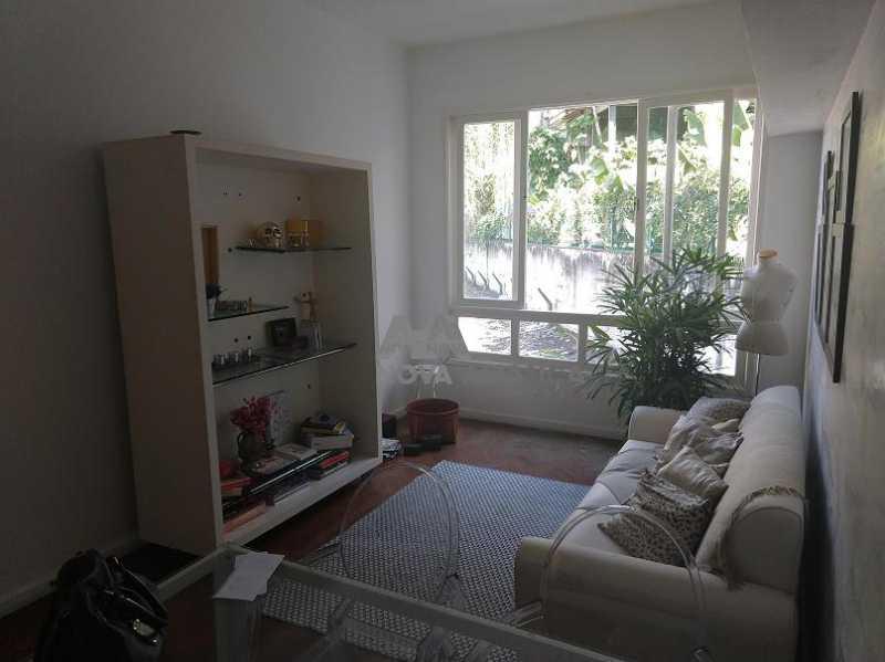 2 - Apartamento à venda Rua Visconde da Graça,Jardim Botânico, Rio de Janeiro - R$ 1.100.000 - NBAP21499 - 4