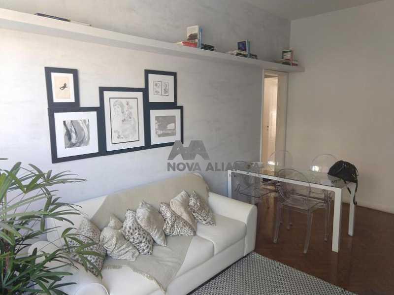 3 - Apartamento à venda Rua Visconde da Graça,Jardim Botânico, Rio de Janeiro - R$ 1.100.000 - NBAP21499 - 5