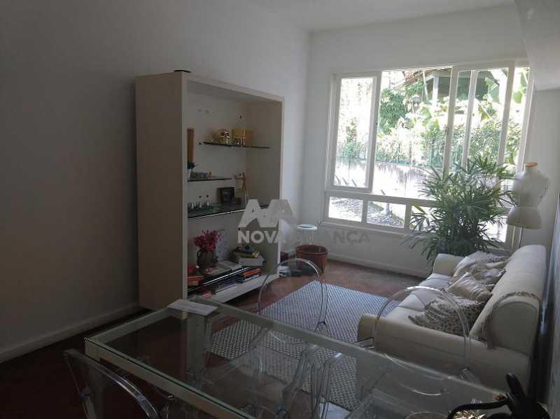 4 - Apartamento à venda Rua Visconde da Graça,Jardim Botânico, Rio de Janeiro - R$ 1.100.000 - NBAP21499 - 3