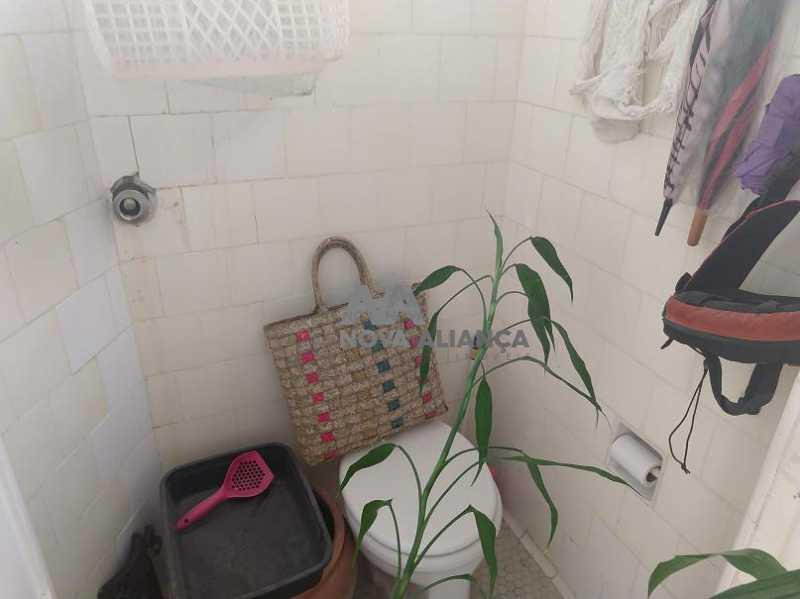 17 - Apartamento à venda Rua Visconde da Graça,Jardim Botânico, Rio de Janeiro - R$ 1.100.000 - NBAP21499 - 21