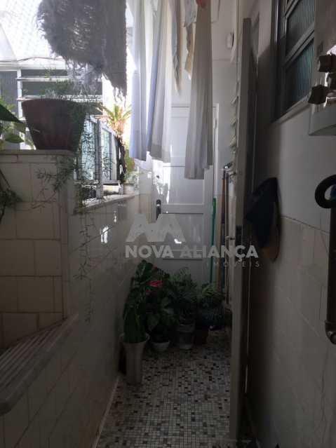 28 - Apartamento à venda Rua Visconde da Graça,Jardim Botânico, Rio de Janeiro - R$ 1.100.000 - NBAP21499 - 19