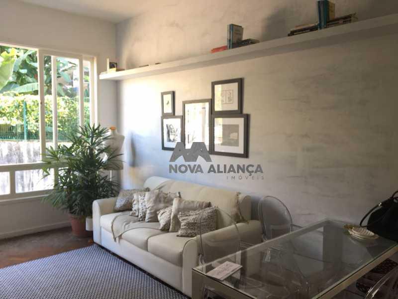 29 - Apartamento à venda Rua Visconde da Graça,Jardim Botânico, Rio de Janeiro - R$ 1.100.000 - NBAP21499 - 1