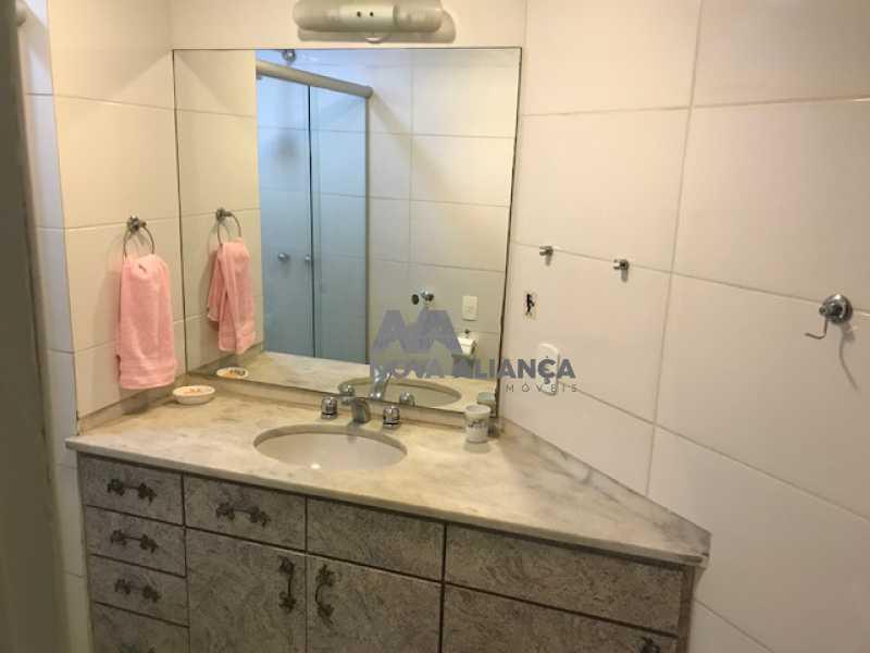 Banheiro3 - Flat à venda Rua Barata Ribeiro,Copacabana, Rio de Janeiro - R$ 693.000 - NCFL10042 - 17