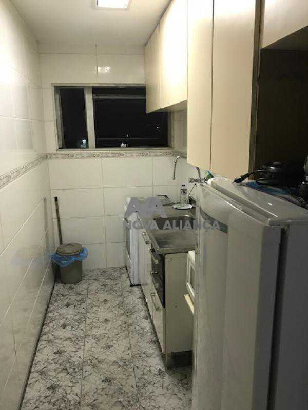 Cozinha1 - Flat à venda Rua Barata Ribeiro,Copacabana, Rio de Janeiro - R$ 693.000 - NCFL10042 - 18