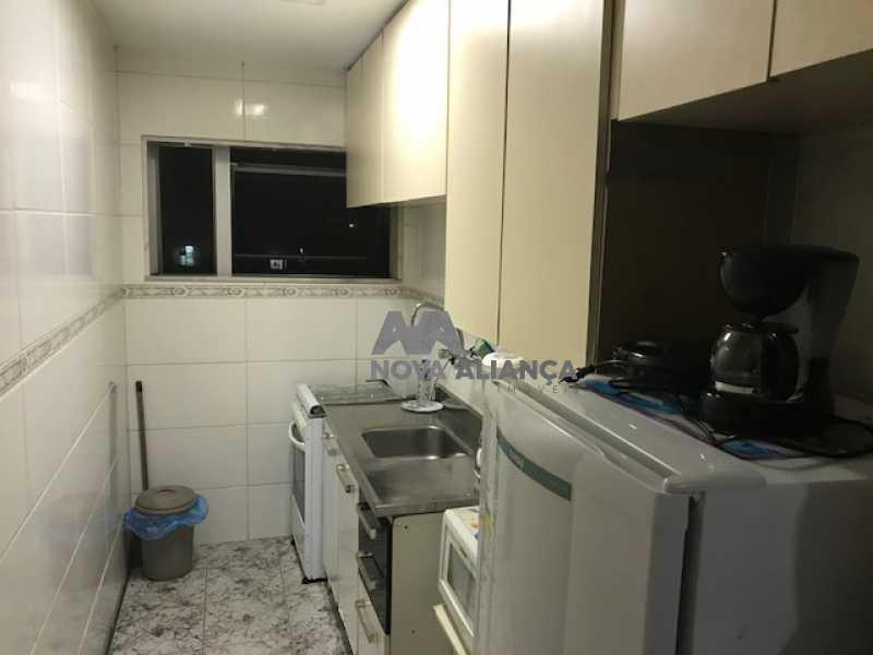 Cozinha2 - Flat à venda Rua Barata Ribeiro,Copacabana, Rio de Janeiro - R$ 693.000 - NCFL10042 - 20