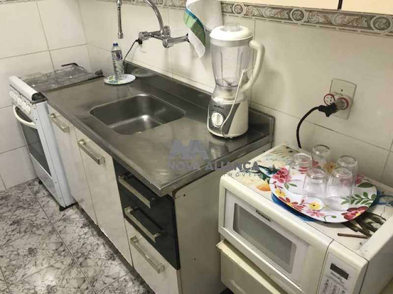 Cozinha3 - Flat à venda Rua Barata Ribeiro,Copacabana, Rio de Janeiro - R$ 693.000 - NCFL10042 - 19