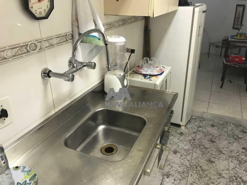 Cozinha4 - Flat à venda Rua Barata Ribeiro,Copacabana, Rio de Janeiro - R$ 693.000 - NCFL10042 - 22